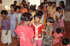 Poor Charity Trust Activities South Bangalore
